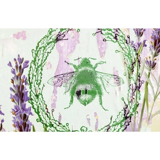 bee lavender french country