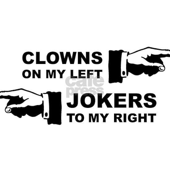 Clowns  Jokers 1