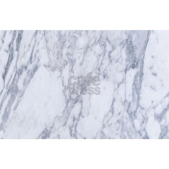 White and Gray Marble Stone Print