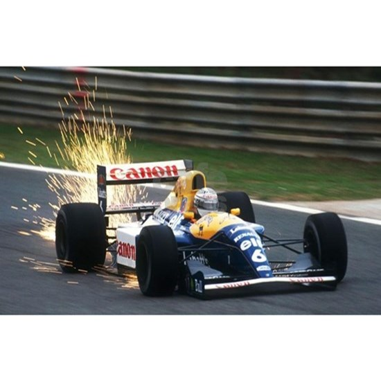 F1 Sparks