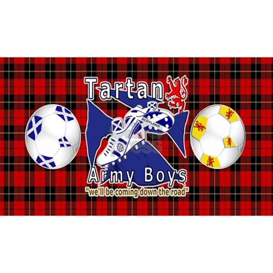 Scottish red tartan army_B