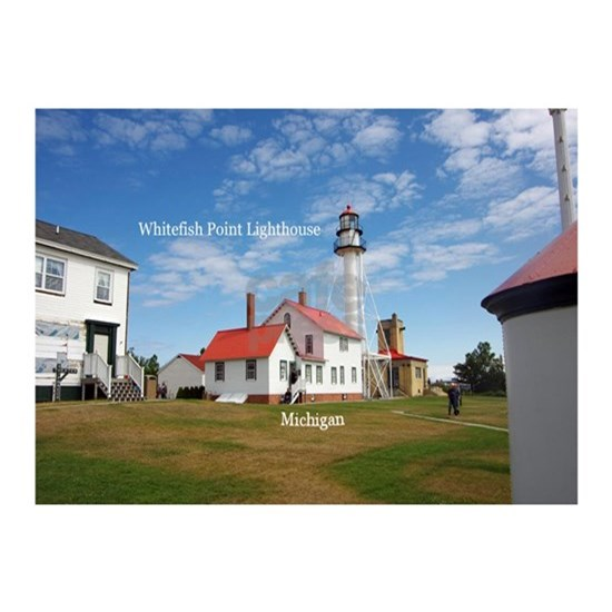Whitefish Point Lighthouse patch