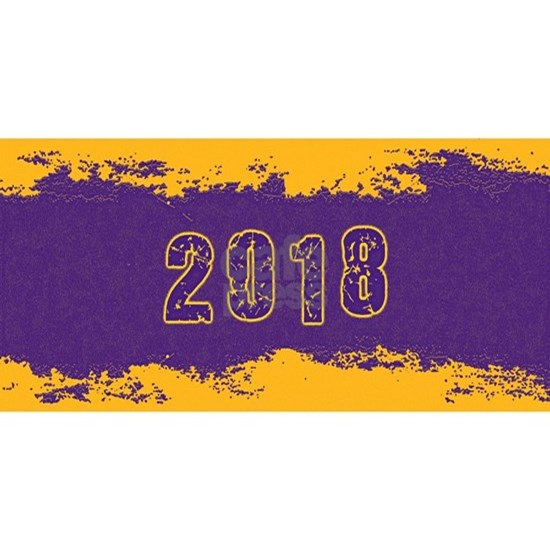 2018 Purple Gold
