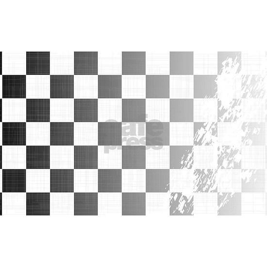 Chequered Flag Grunge
