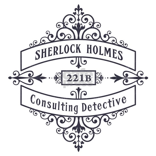 Consulting Detective (blue)
