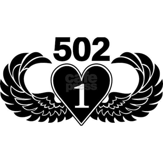 1-502 Black Heart