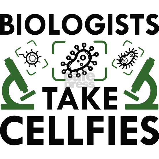 Biologists Take Cellfies