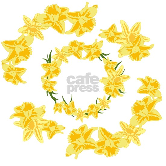 Daffodils illustration