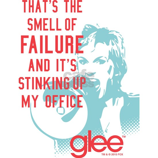 Glee Sue Smell of Failure
