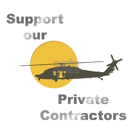 support our private contractors copy