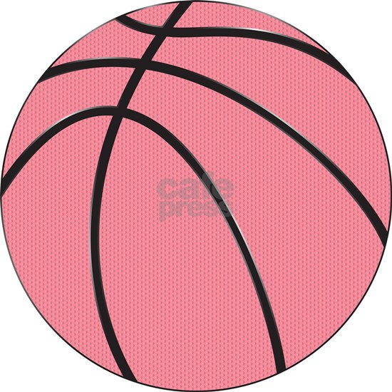 Pink Basketball for Girls