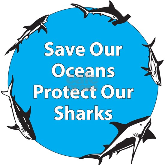 SaveOurOceansProtectOurSharks