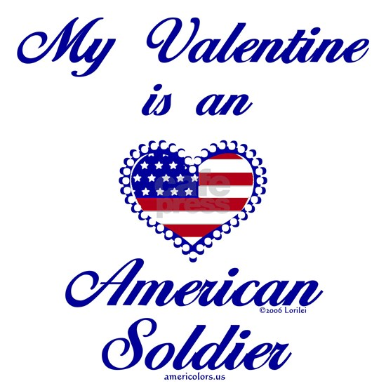 My Army Valentine