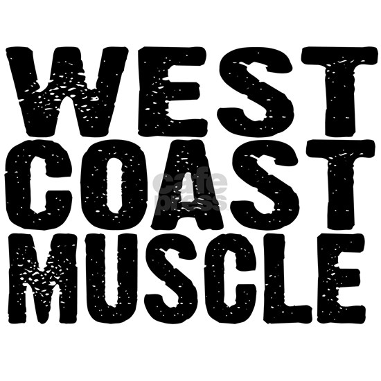 WEST COAST MUSCLE