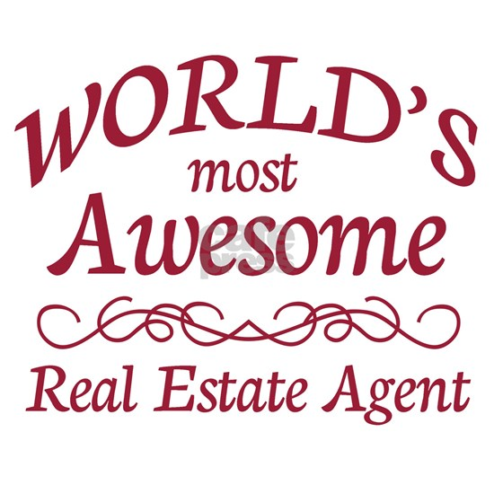 1 Most Awesome real estate agent