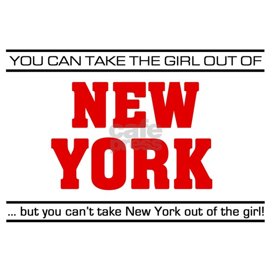 Girl out of new york