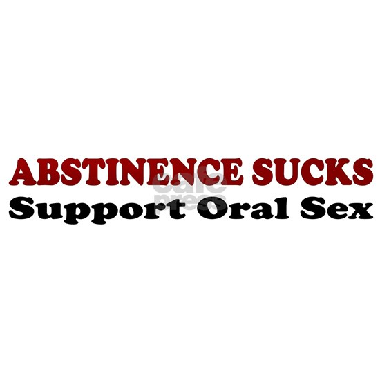 abstinence sucks