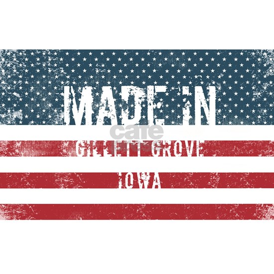 Made in Columbia City, Oregon