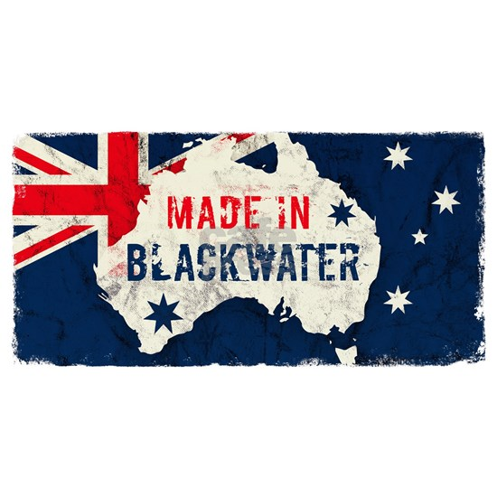 Made in Blackwater, Australia