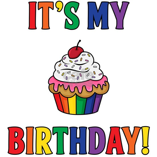 It's My Birthday! Rainbow