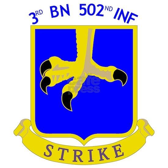3rd BN 502nd INF