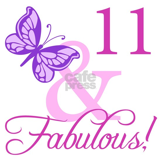Fabulous 11th Birthday For Girls