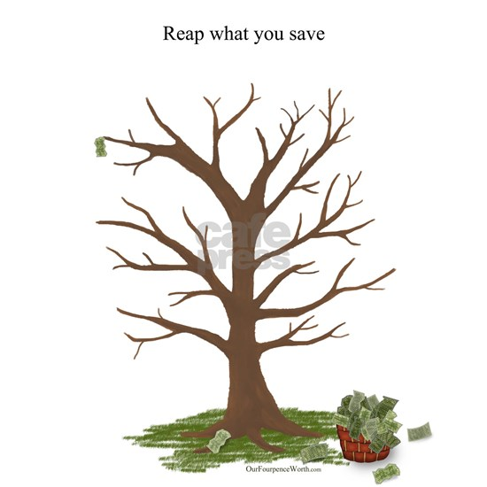 reap what you save