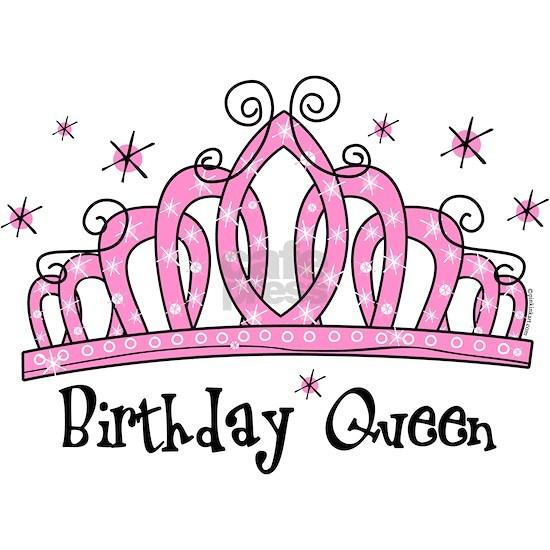 Tiara Birthday Queen