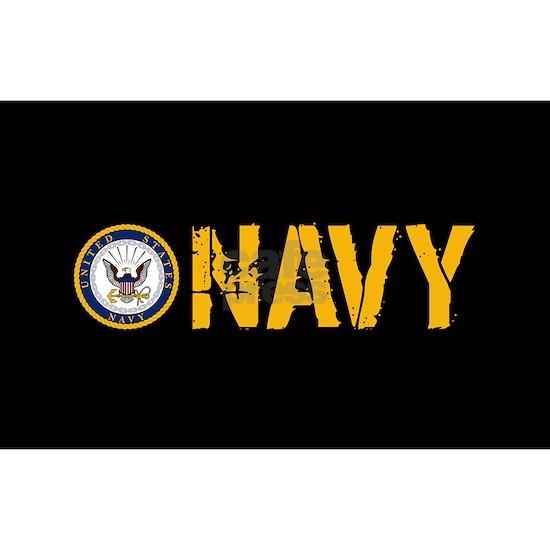 U.S. Navy: Navy (Black)