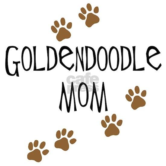 Goldendoodle Mom