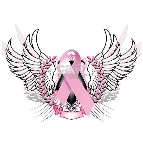 Awareness Tribal Pink