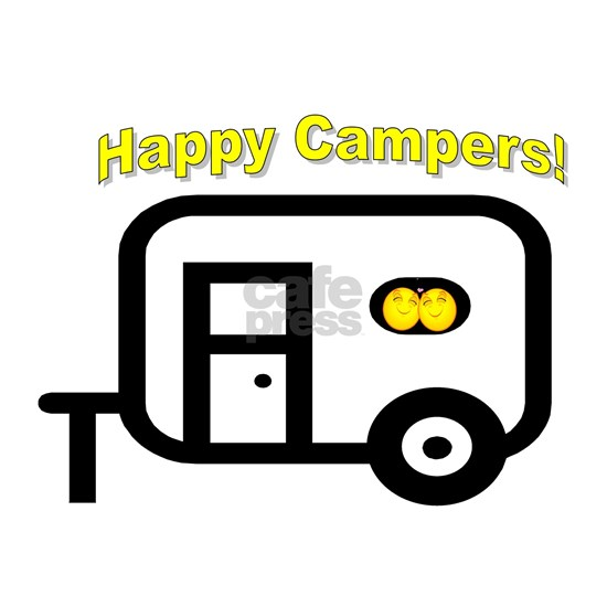 Happy Campers!