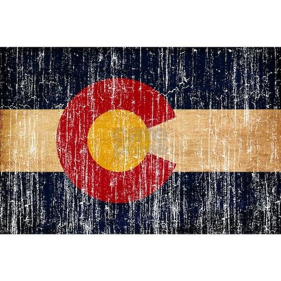 Colorado textured aged copy