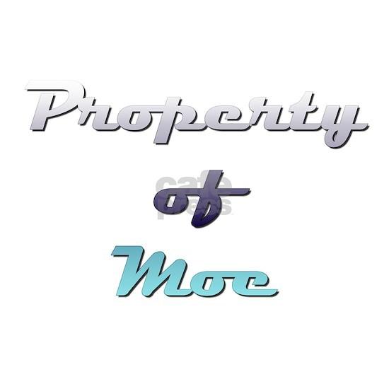 Property Of Moe Male