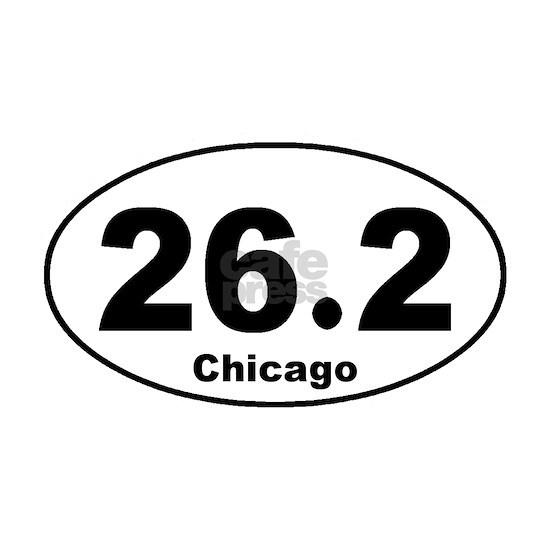 26.2 Chicago Marathon