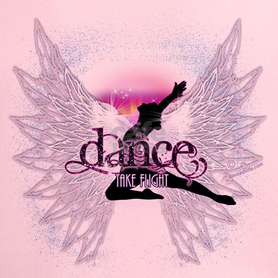 Dance Take Flight by DanceShirts.com