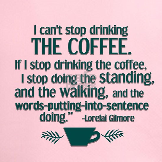 Can't Stop Coffee