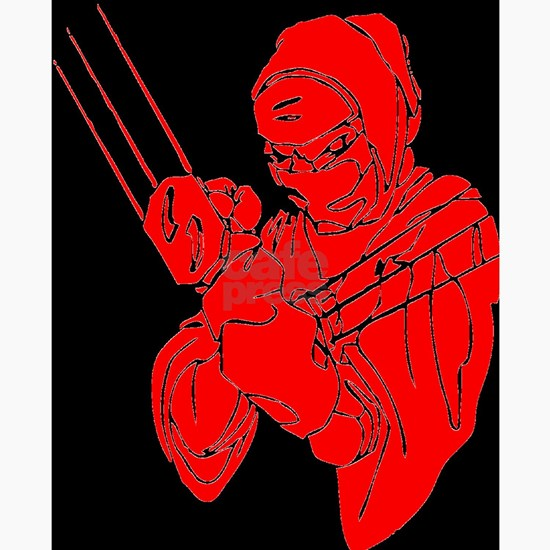 Ninja Shinobi Secret Agent Feudal Japan Warrior