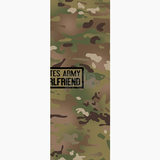U.S. Army: Proud Girlfriend (Camo)