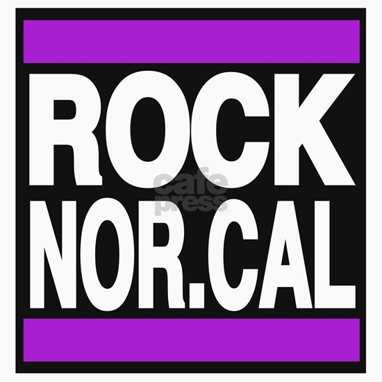 rock nor cal purple