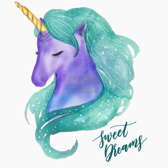 Beautiful Unicorn Sweet Dreams