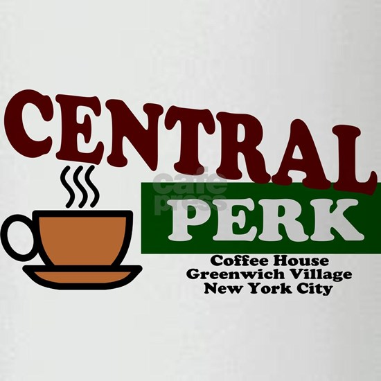 Central Perk Coffee House