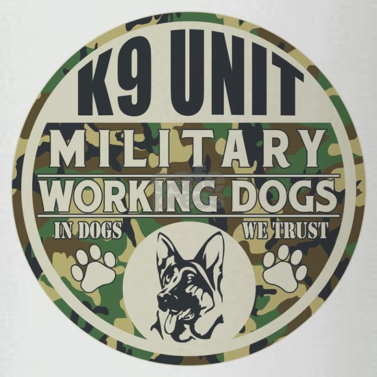 K9 Unit Military Working Dogs