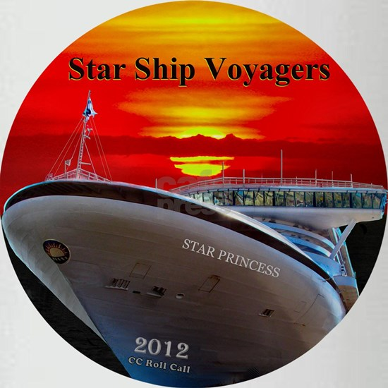Star Ship Voyagers -  2012 Logo Design