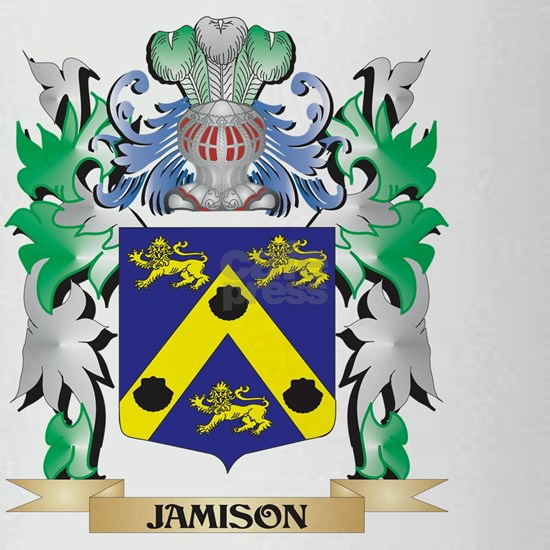Jamison Coat Of Arms