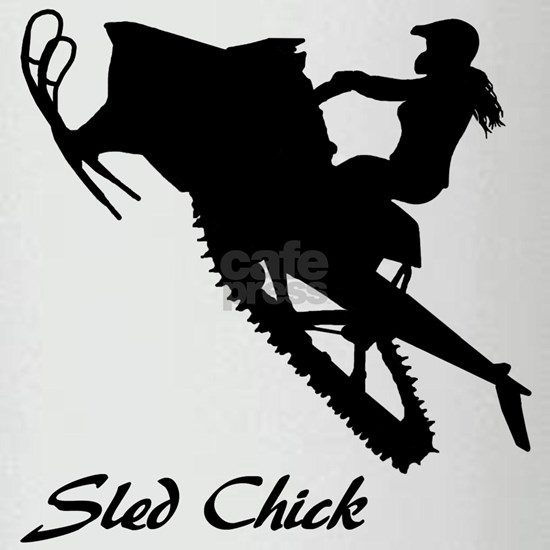 Sled Chick