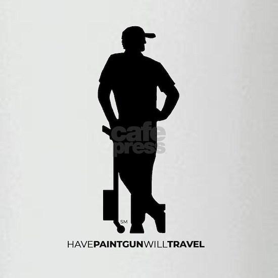 HavePaintGunWillTravel logo