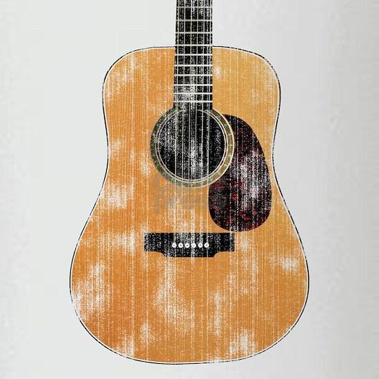 Acoustic Guitar (worn)