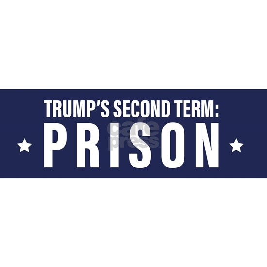 Trump's second term Prison