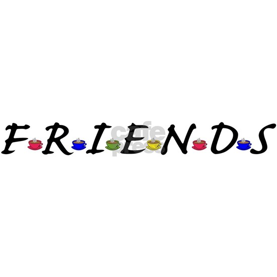 Friends And Coffee Cups